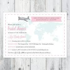 travel themed bridal shower travel theme bridal shower invitations endo re enhance dental co