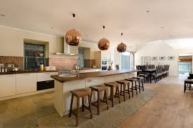 kitchen diner flooring ideas beautifully bronze kitchen designs shabby chic wallpaper