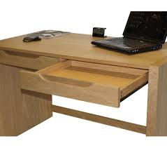 Home Office Desk Oak by Butler Home Office Desk In Oak Veneer