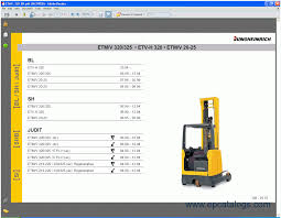 jungheinrich sh v4 25 jeti repair manual forklift trucks manuals