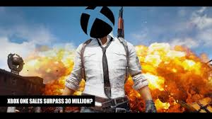 is pubg on ps4 xbox one sales pass 30 million full report pubg ps4 confirmed