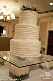diy wedding cake stand design w 0375 butter wedding cake 10 8 6 serves 75