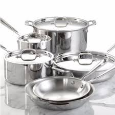 all clad black friday sale ceramic copper infused cookware set 36