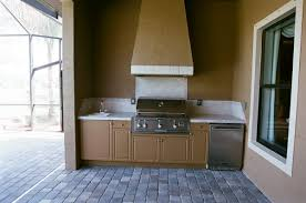 Outdoor Kitchen Cabinets Polymer Magnificent Outdoor Kitchen Cabinets More With Polymer Cabinet