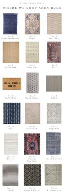 Places To Buy Area Rugs Our Favorite Places To Shop For Area Rugs Chris