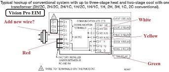 honeywell thermostat rth6350d wiring diagram dolgular com