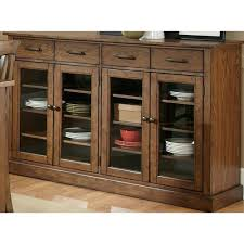 liberty furniture arbor hills four door and drawer buffet godby