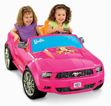 barbie corvette barbie mustang power wheels car barbie power wheels power