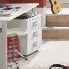 Schreibtisch Kinder Cooler Kinderschreibtisch Mit Rollcontainer In Weiß Alex