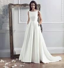 plain wedding dresses plain wedding dress biwmagazine