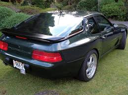 custom porsche 944 1993 porsche 968 coupe in mint condition with a manual and only