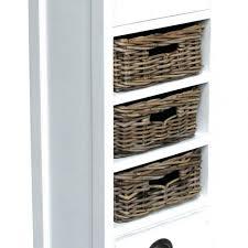 Wilkinson Bathroom Storage White Rattan Storage Unit Bathroom Storage Designs