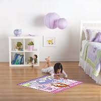 disney junior sofia color kingdom game rug 31 5