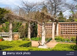 english garden trellis stock photo royalty free image 19009811