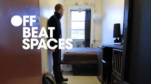 How To Live In A Small Space 78 Sq Ft The Smallest Apt In America Video Youtube