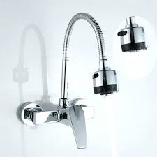 wall mounted kitchen faucet with sprayer wall mount kitchen sink faucets wall mount sink faucet kitchen bode