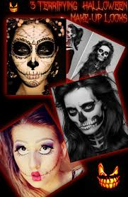 top halloween makeup top terrifying u0026 impressive halloween make up looks