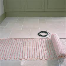 Laminate Flooring With Underfloor Heating Underfloor Heating Kitchen Sourcebook