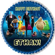 hotel transylvania edible cake topper u0026 cupcake toppers u2013 edible