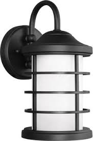 feiss ol2201 bs lighthouse 1 light 14 inch exterior wall lamp in