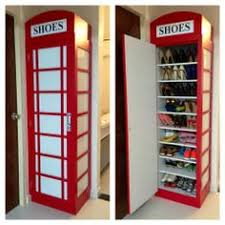 london phone booth bookcase our shower made to look like a british phone booth red boxes