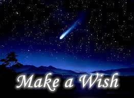 make a wish change your thoughts