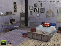 thenumberswoman u0027s urban loft bedroom
