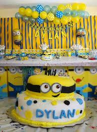 minion birthday party ideas minion birthday party decoration ideas