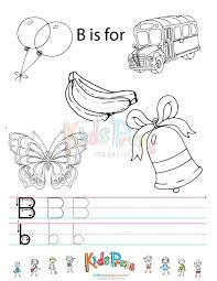 alphabet b practice archives kidspressmagazine com