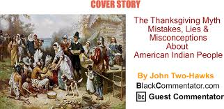 cover story the thanksgiving myth mistakes lies