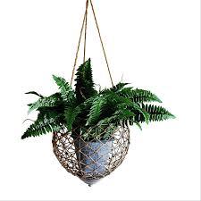 moroccan style hanging planter petite retreat