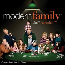 Modern Desk Calendar by Modern Family Desk Calendar 9781449477059 Calendars Com