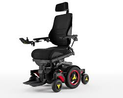 Power Chair With Tracks M3 Corpus Permobil