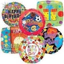 balloons wholesale wholesale mylar birthday balloons bulk pack 100ct