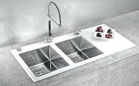 evier cuisine design evier cuisine design plan de travail acvier et rangements tout en un