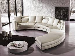 White Leather Sofa Sectional The Contemporary Leather Sofa Ideas Awesome Homes Style Of