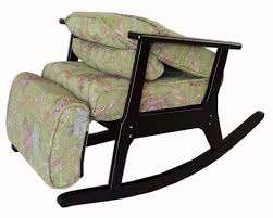 rocking recliner garden chair wooden rocking recliner for elderly people japanese style recliner