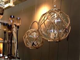 beach house lamp hula lamp nautical lights coastal dining