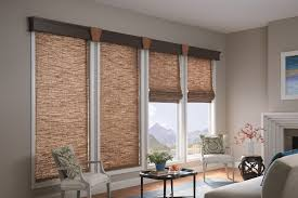 decorating wrought iron rack storage and bamboo roman shades with