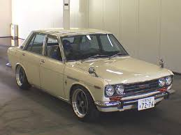 datsun datsun 510 bluebird sss p510 in japan jdm