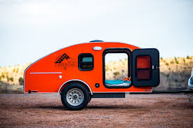 Camper Trailer Kitchen Designs Teardrop Camper Trailer