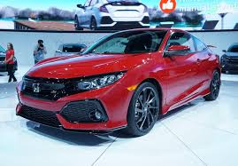 si e d appoint auto photo gallery 2017 honda civic si prototype at the 2016 l a auto