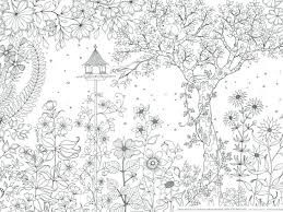 flower garden coloring pages adults hard flowers