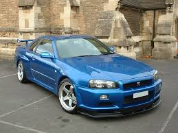 nissan skyline r34 for sale nissan skyline blue desktop wallpaper http www hdofwallpapers