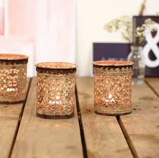 Cheap Tea Light Candles Vintage Candle Holders Home Lighting Design Ideas
