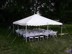 party tents for rent a h rents inc providing party rentals since 1961