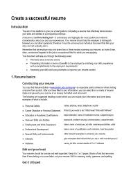 successful resume 10 best resumes images on career success career and