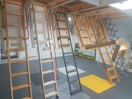 pull down attic ladders u2013 queensland why choose roof space
