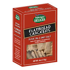depot canape food depot flatbread crackers fabrique delices 4oz 112g