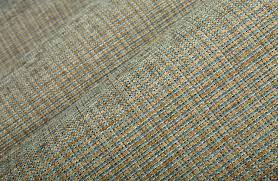 Textured Chenille Upholstery Fabric Picket Chenille Upholstery In Seabreeze